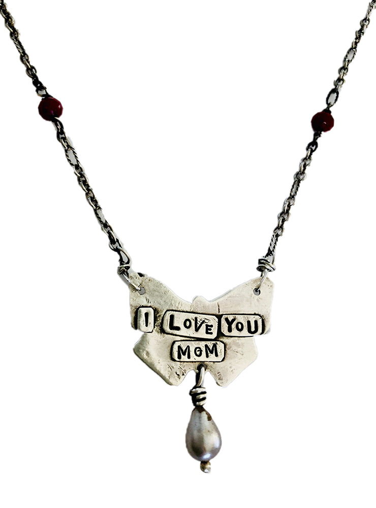 Love Is Free Necklace
