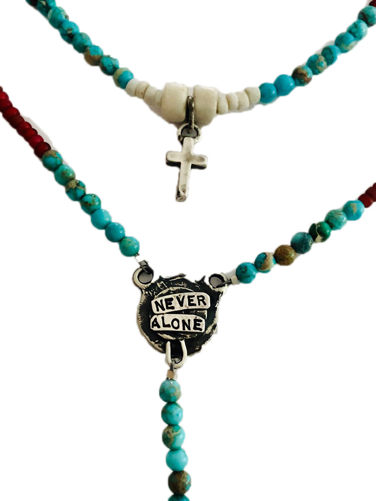 Never Alone Necklace