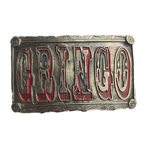 GRINGO Belt Buckle