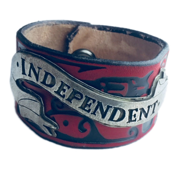 Independent Leather Cuff