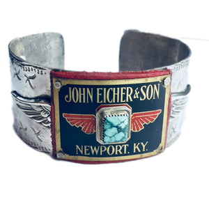 Thunderbird Sterling Cuff
