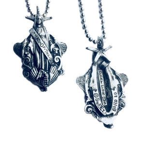 Our Lady Of The Gulf Pendant