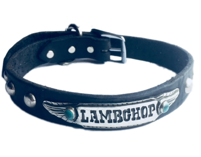 Custom Dog Collar With Wings