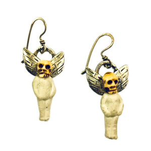 Ghost of My Old Ideals Earrings