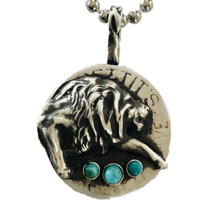 Protect The Lions Necklace