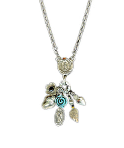 Milagro Mary Necklace