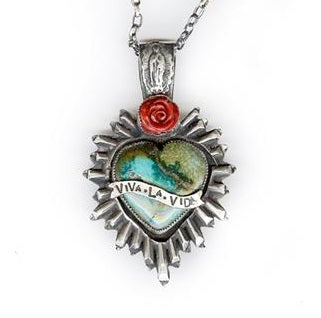 Viva La Vida Necklace