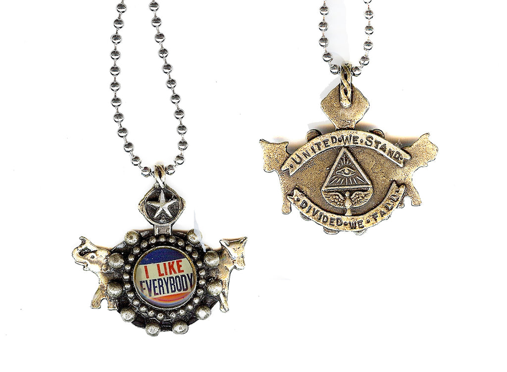 United We Stand Necklace