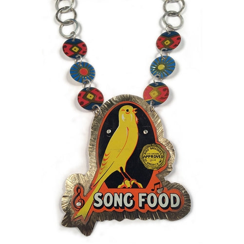 Song Food Pendant