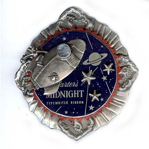 Shoot for the Stars Belt Buckle