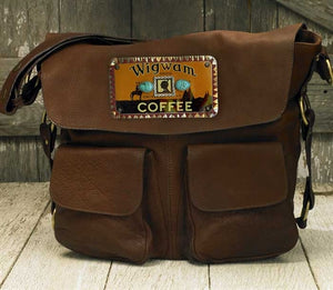 Wigwam Hobo Bag - Brown