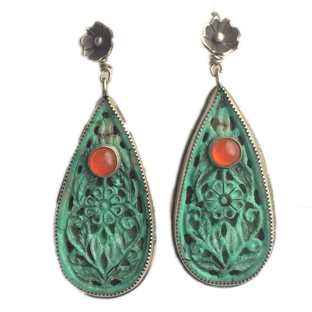 Evening In Morocco Earrings