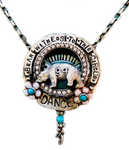 Bear Witness Necklace