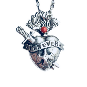 Forever Locket Necklace