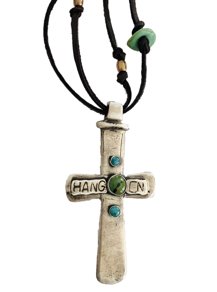 Hang On + Let Go Necklace