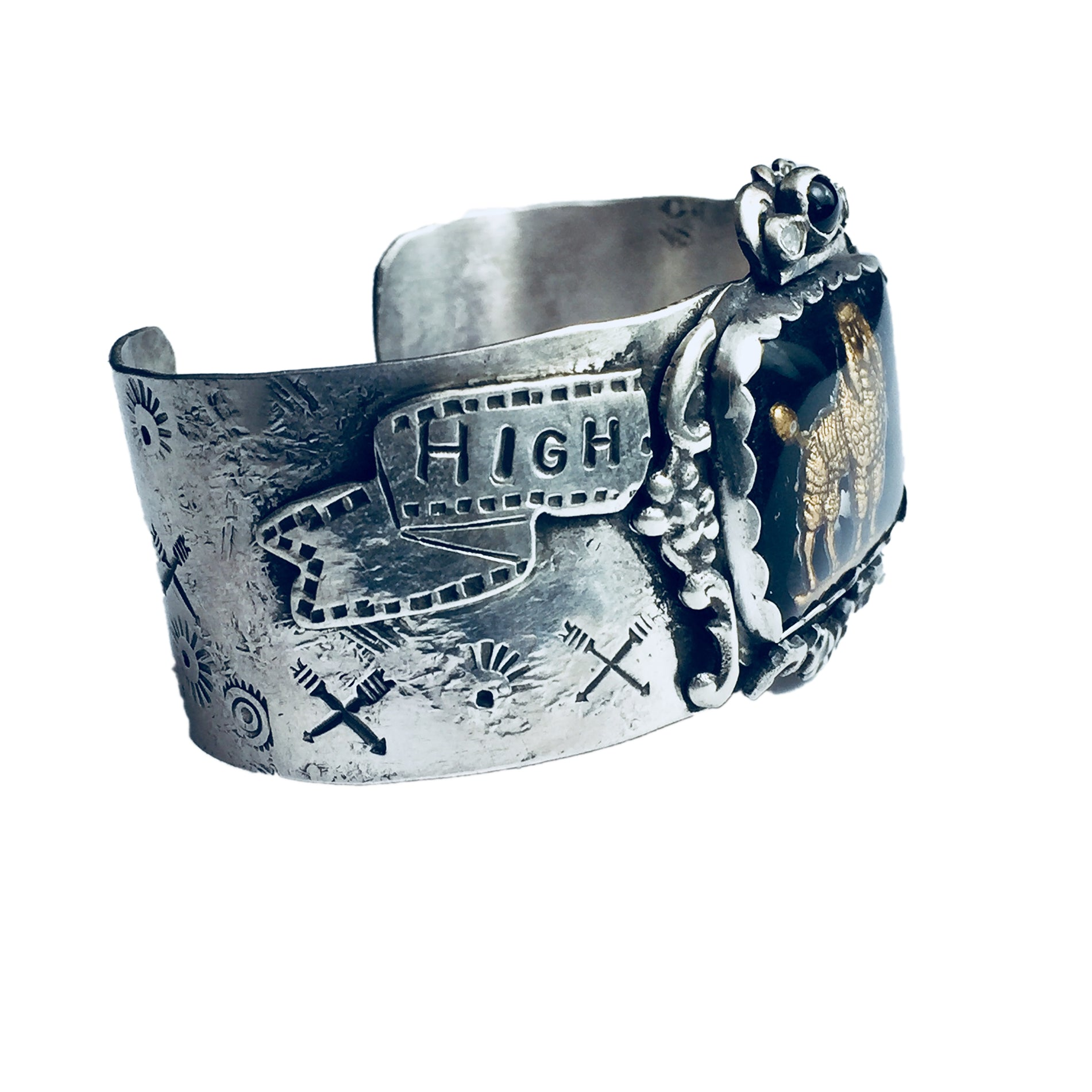 High Maintenance Cuff Bracelet