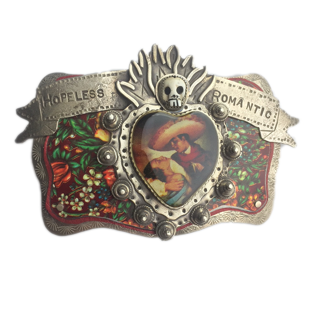Hopeless Romantic Buckle