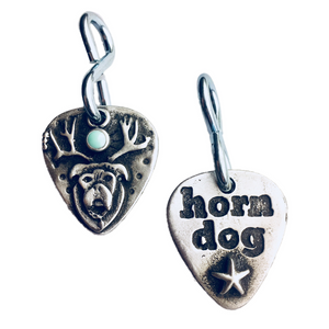 Horndog Dog Tag