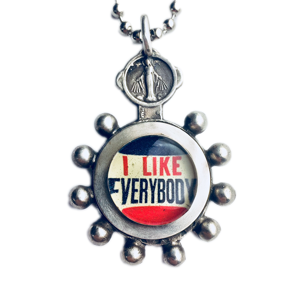 I Like Everybody Necklace