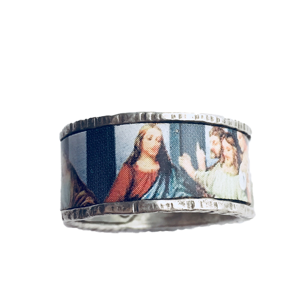 The Last Supper Ring