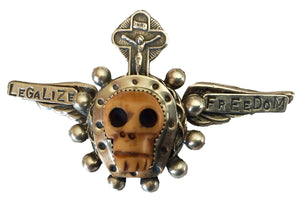 Legalize Freedom Pin
