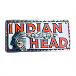 Indian Head Buckle