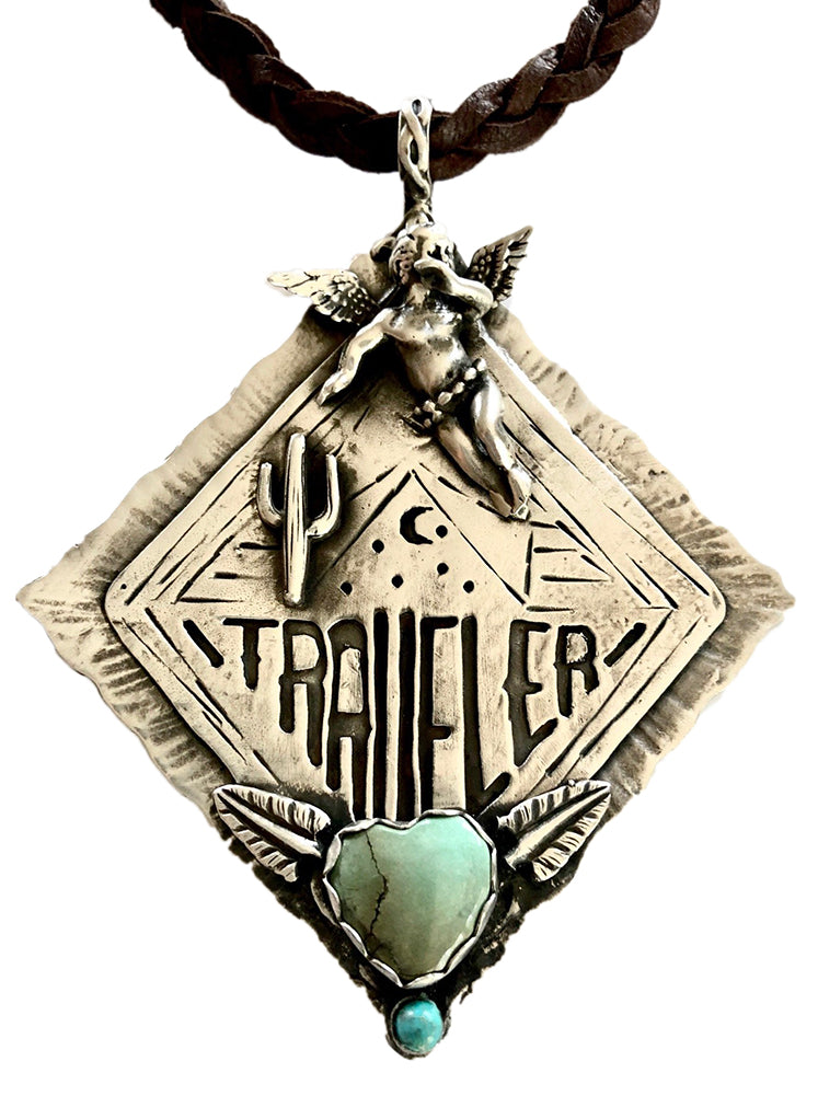 Traveler Necklace