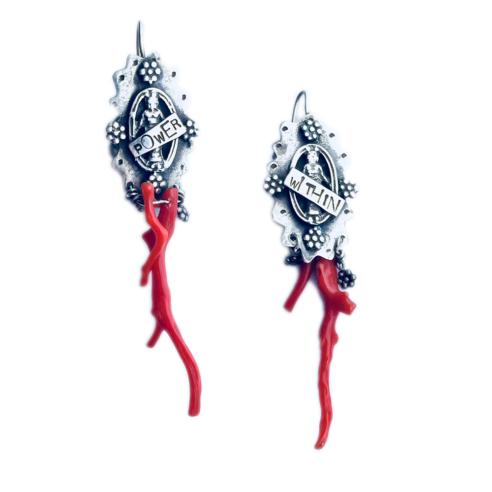 Power Within Earrings