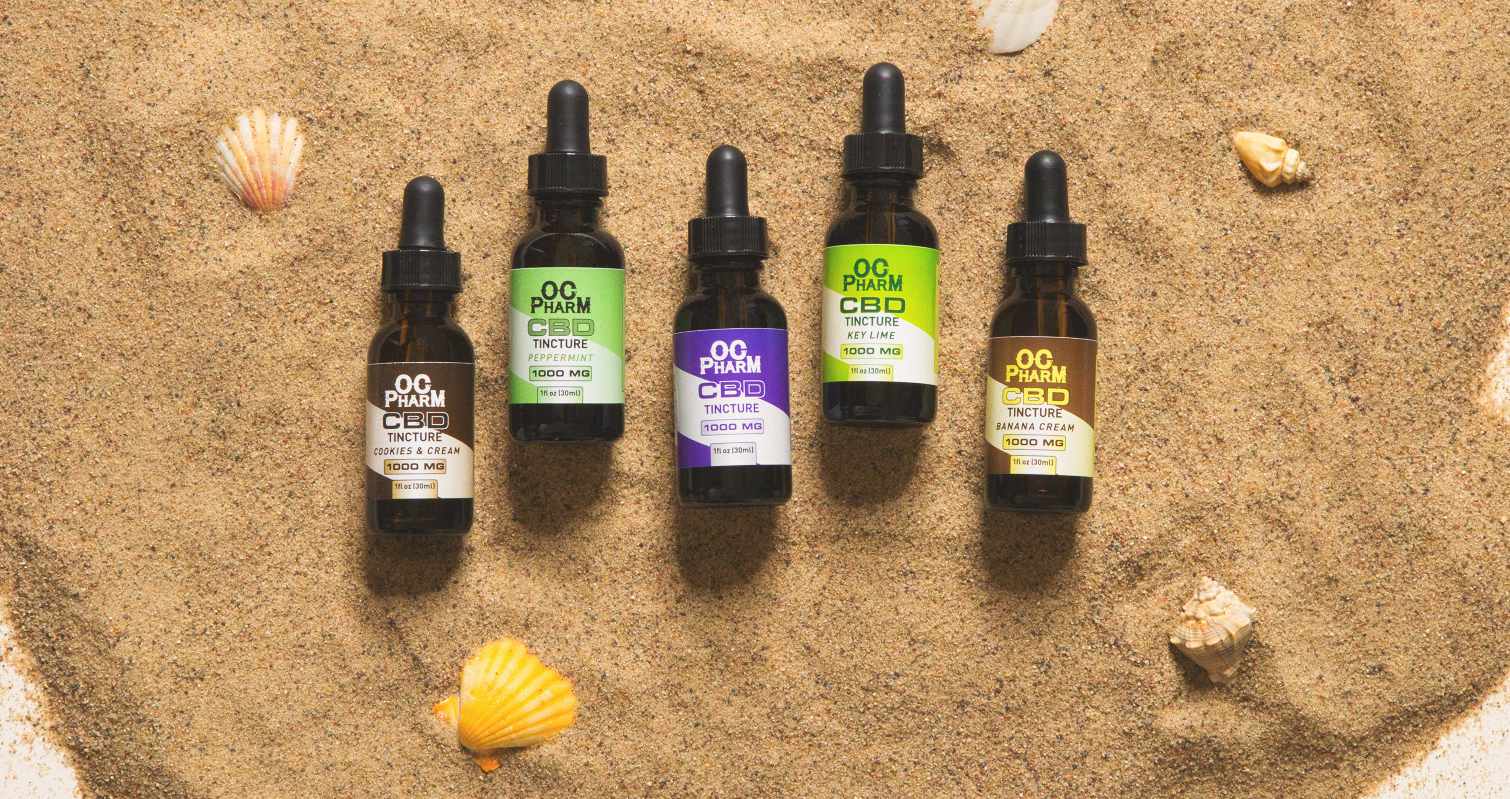 Buy One Tincture, <br>Get one 50% Off