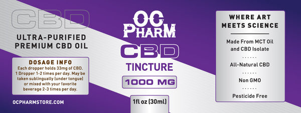 1000mg Tincture Bundle