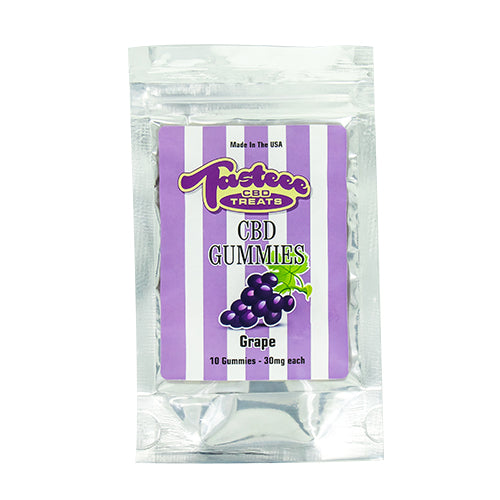 CBD Gummies - Grape