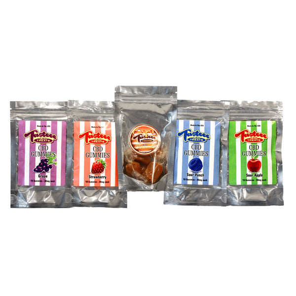 Healing CBD Candy Bundle