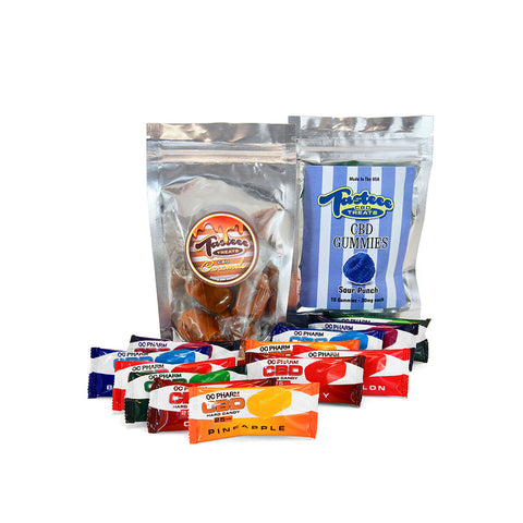 Ultimate CBD Candy Bundle