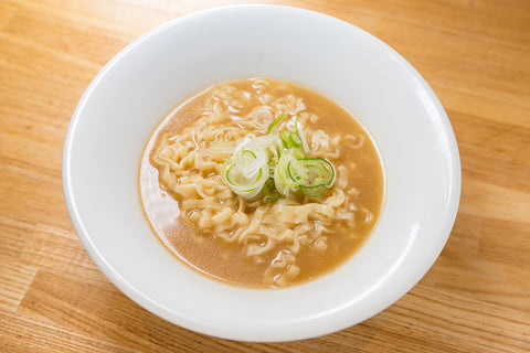 100% Natural Highest Quality Traditional Japanese MSG Free, Chemical Free, Preservative Free, Miso Flavor, Soy Flavor, Salt Flavor My Ramen Instant Ramen created by Menya Shichisai Ramen Restaurant