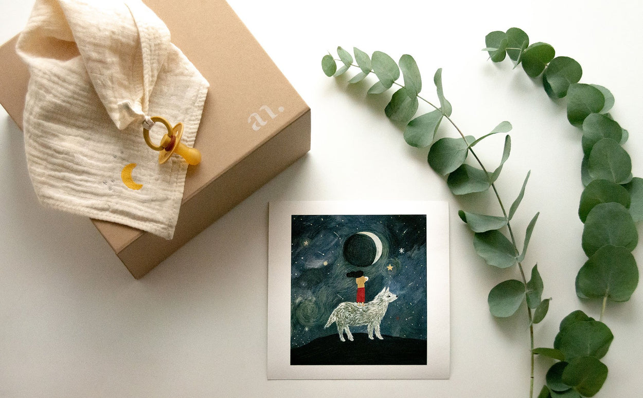introducing our new moonlight gift box