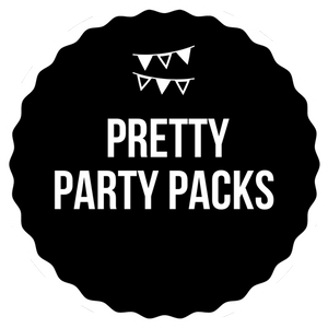 Pretty Party Packs