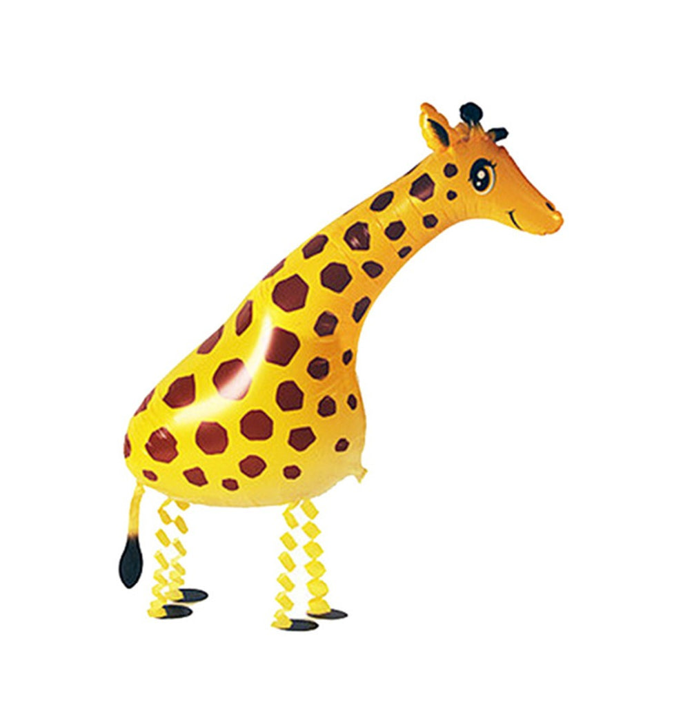 GIRAFFE WALKING BALLOON ANIMAL