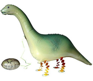 SUPERSAURUS DINO WALKING BALLOON DINOSAURS WITH EGG