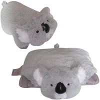 "SMALL KOALA PET PILLOW 11"" inches, My Plushy Krissy Toy"