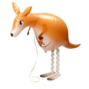 KANGAROO WALKING BALLOON ANIMAL