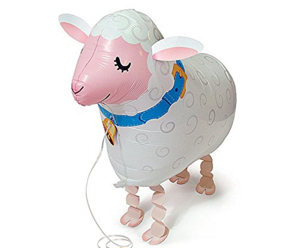 LAMB / SHEEP WALKING BALLOON ANIMAL