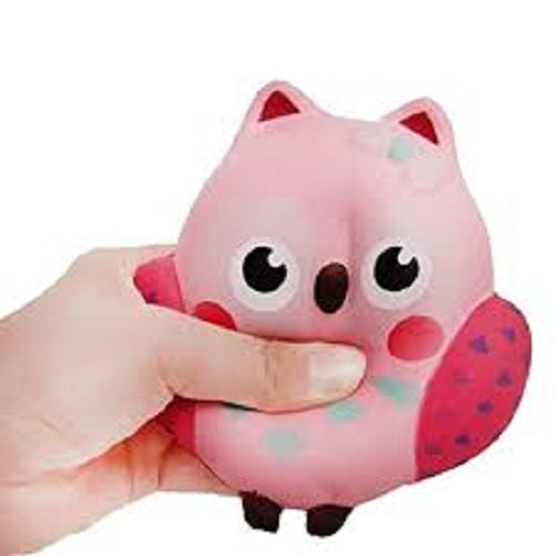 OWL SQUISHY TOY