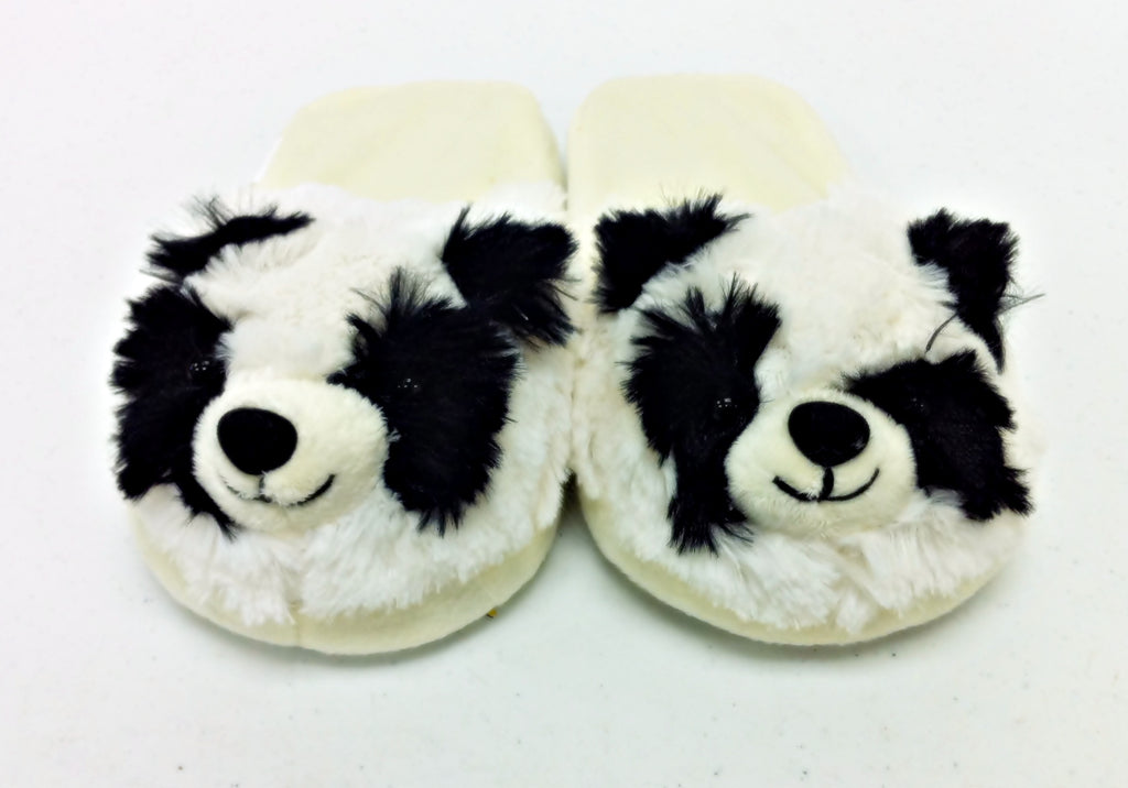 PANDA SLIPPERS PET PILLOW, My animal Comfy SMALL/MEDIUM