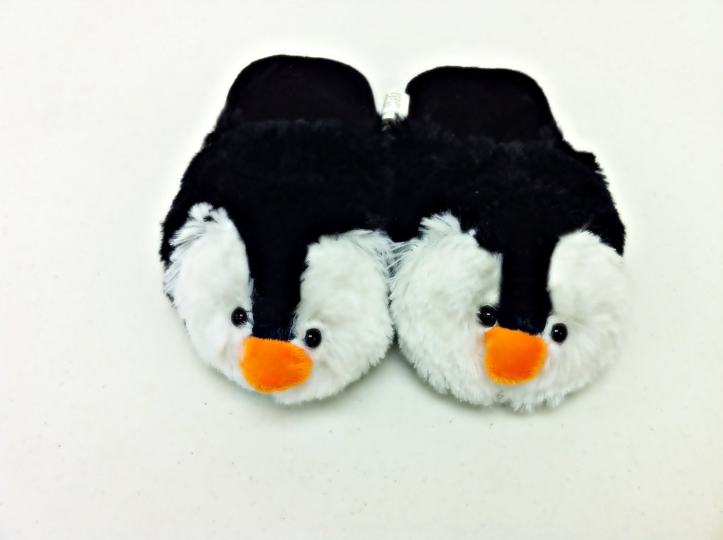 PENGUIN SLIPPERS PET PILLOW, My Perky Animal SMALL/MEDIUM