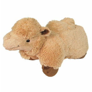 "SMALL CAMEL PET PILLOW 11"" inches, My Cuddle Friendly Toy"