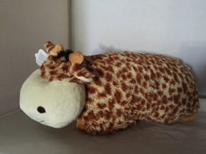 "LARGE GIRAFFE PET PILLOW 18"" inches, My Plush Jolly Friend"