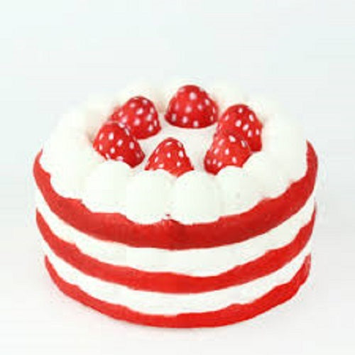 STRAWBERRY COLOSSAL CAKE SQUISHY TOY