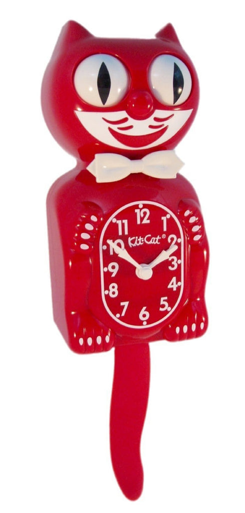 Kit Cat Klock Gentlemen Limited Edition (Scarlet Red) BC-42