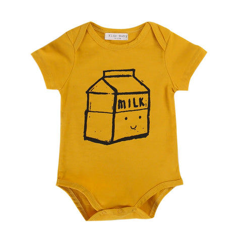 Baby Milk Box Jumpsuit