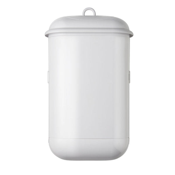 Pod Petite, Sanitary Disposal Bin, Manual White